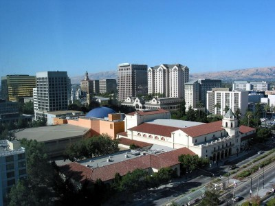 San Jose Skyline